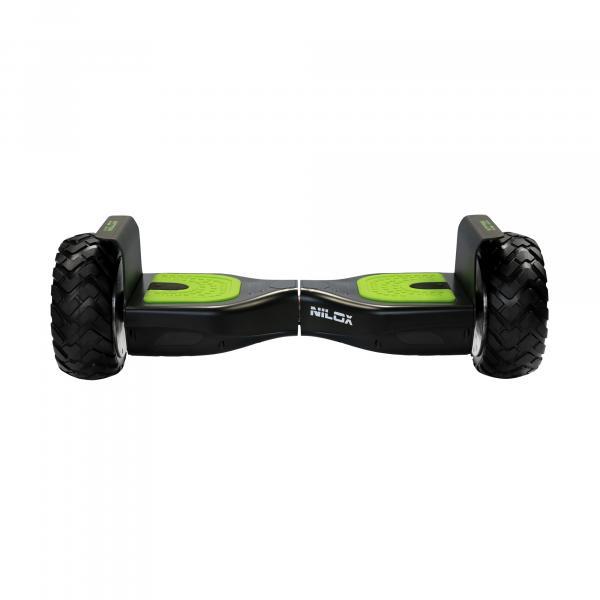 Nilox DOC Off-Road 10km/h 4300mAh Nero, Verde hoverboard 8059616334636 30NXBKOR00001 08_30NXBKOR00001