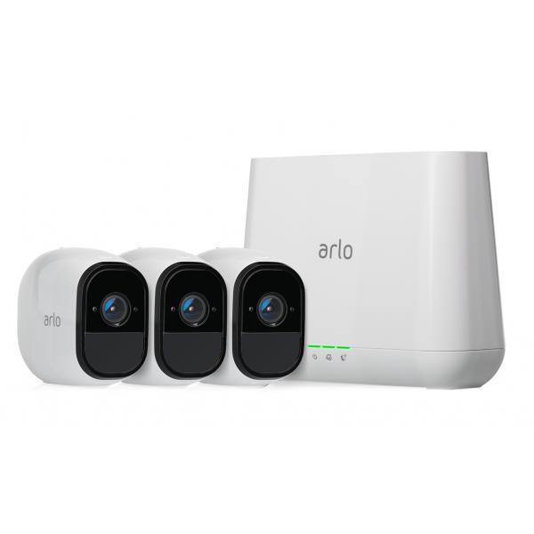 Arlo Pro Con cavo e senza cavo kit di videosorveglianza 0606449113587 VMS4330-100EUS 10_0714197
