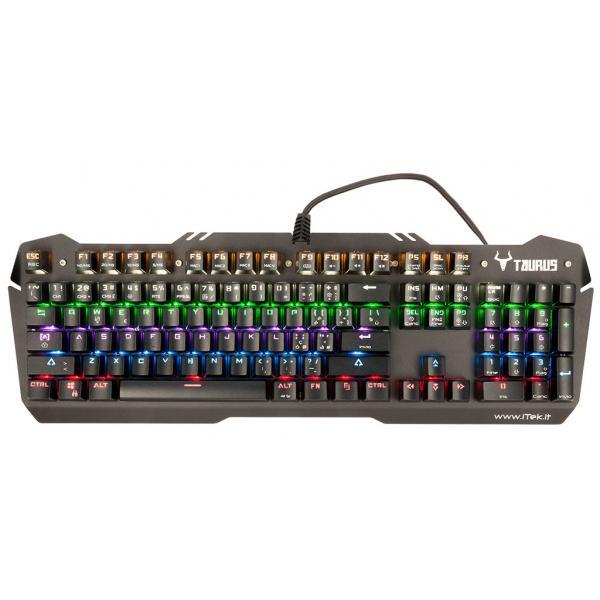 iTek ITKX06 USB Italiano Nero tastiera 8032539913591 ITKX06 14_ITKX06