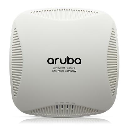 Aruba, a Hewlett Packard Enterprise company IAP-205-RW 867Mbit/s Supporto Power over Ethernet (PoE) Bianco punto accesso WLAN 0190017021133 JW212A 10_2M2QJ87