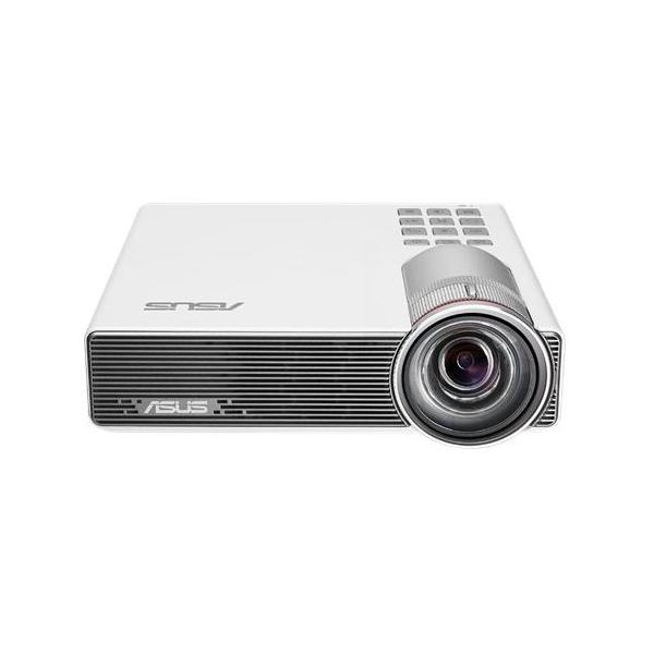 ASUS P3B Proiettore portatile 800ANSI lumen DLP WXGA (1280x800) Bianco videoproiettore 4712900394177 90LJ0070-B10120 10_B991A80