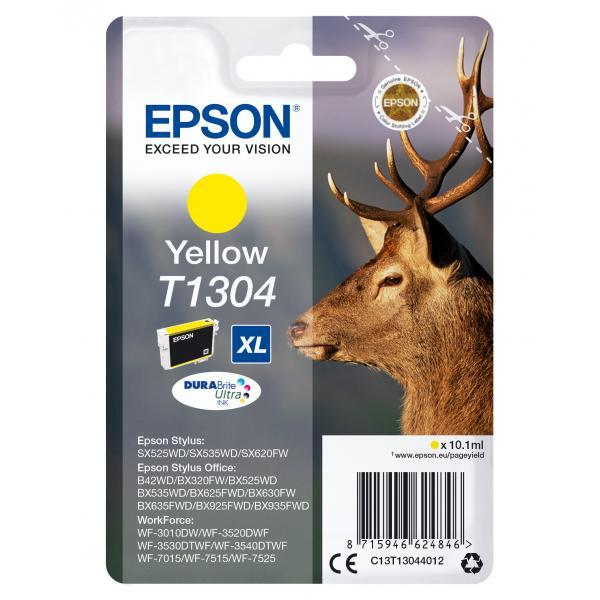 Epson Epson Stag Cartuccia Giallo