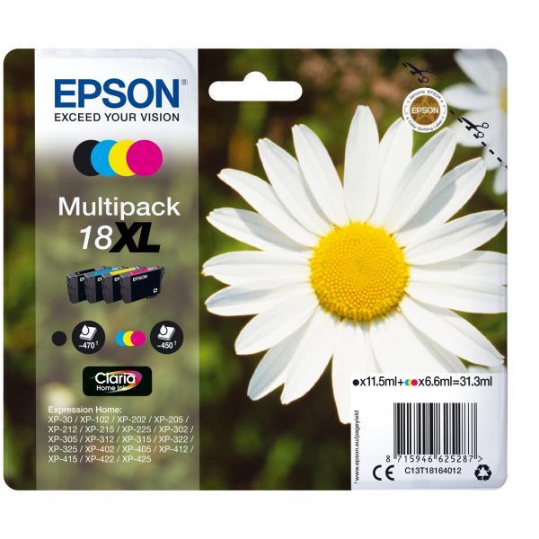 Epson Epson Daisy Multipack 18xl
