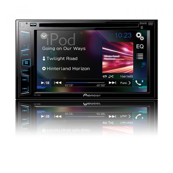 Pioneer AVH-290BT Bluetooth Nero autoradio 4988028344848 AVH-290BT 08_AVH-290BT