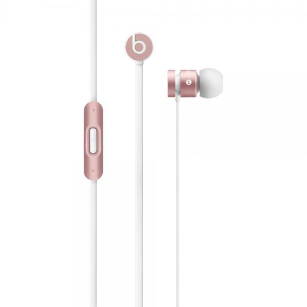 Beats by Dr. Dre urBeats Auricolare Stereofonico Cablato Oro rosa auricolare per telefono cellulare 0190198236234 MLLH2ZM/B TP2_MLLH2ZM/B