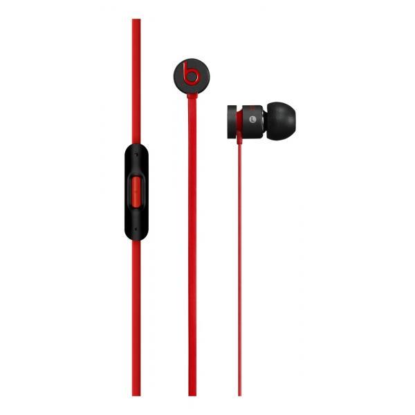 Beats by Dr. Dre urBeats Auricolare Stereofonico Cablato Nero, Rosso auricolare per telefono cellulare 0190198236036 MHD02ZM/B TP2_MHD02ZM/B