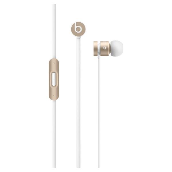 Beats by Dr. Dre urBeats Auricolare Stereofonico Cablato Oro, Bianco auricolare per telefono cellulare 0190198236135 MK9X2ZM/B TP2_MK9X2ZM/B