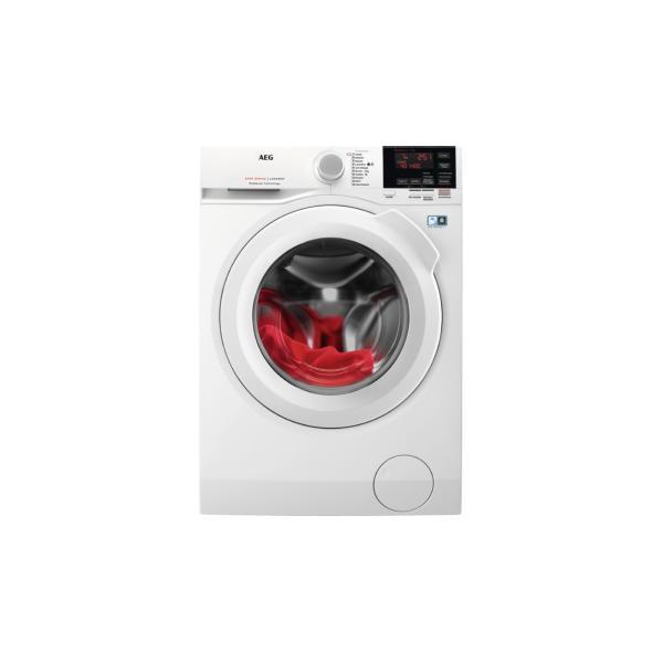 AEG L6FBG741 Libera installazione Caricamento frontale 7kg 1400Giri/min A+++ Bianco lavatrice  L6FBG741 TP2_L6FBG741