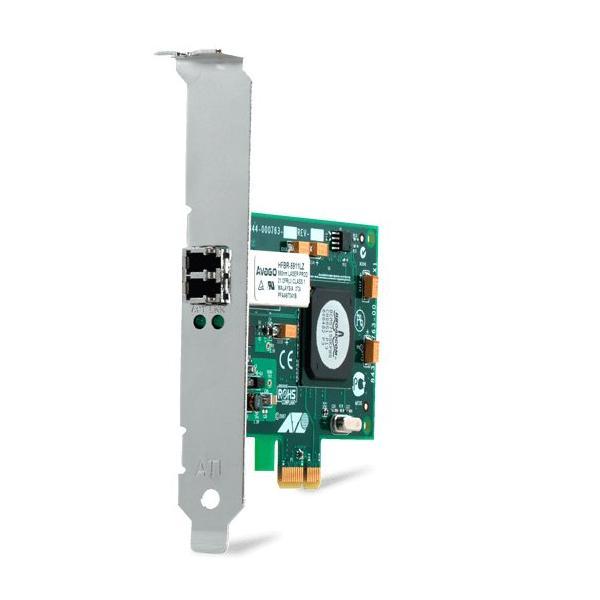 Allied Telesis AT-2914SX/SC-001 scheda di rete e adattatore Fibra 1000 Mbit/s Interno