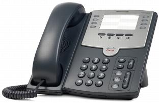 Cisco Cisco SPA 501G Nero