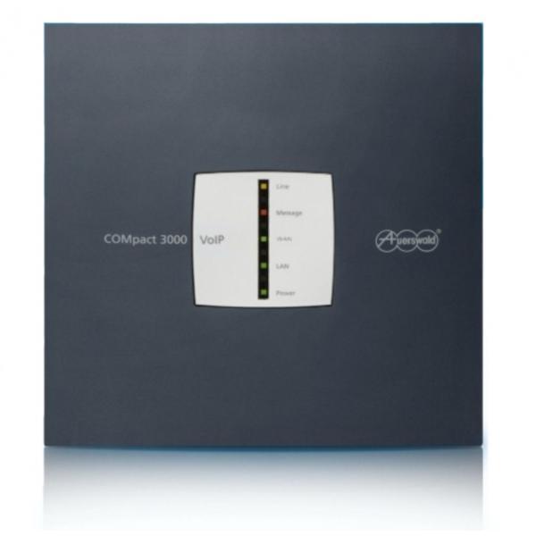 Auerswald COMpact 3000 ISDN dispositivo di accesso ISDN