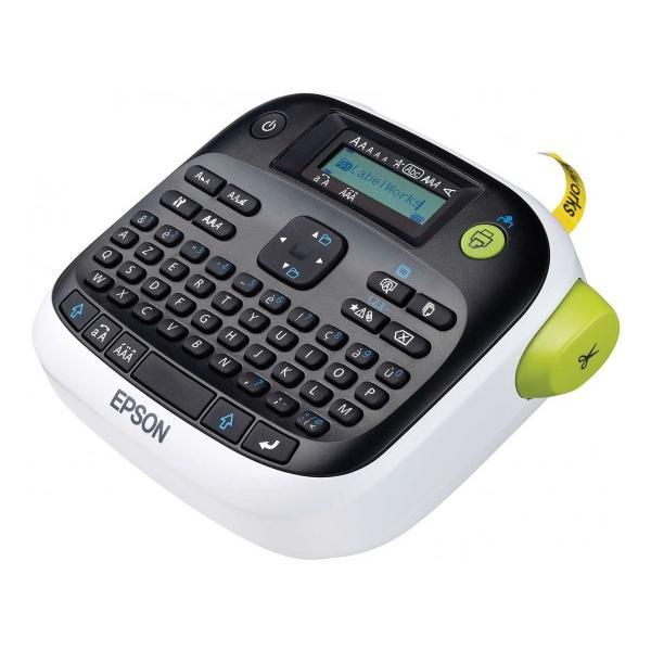 Epson LabelWorks LW-300L Trasferimento termico 180 x 180DPI stampante per etichette (CD) 8715946600260 C51CB69200 10_235M037