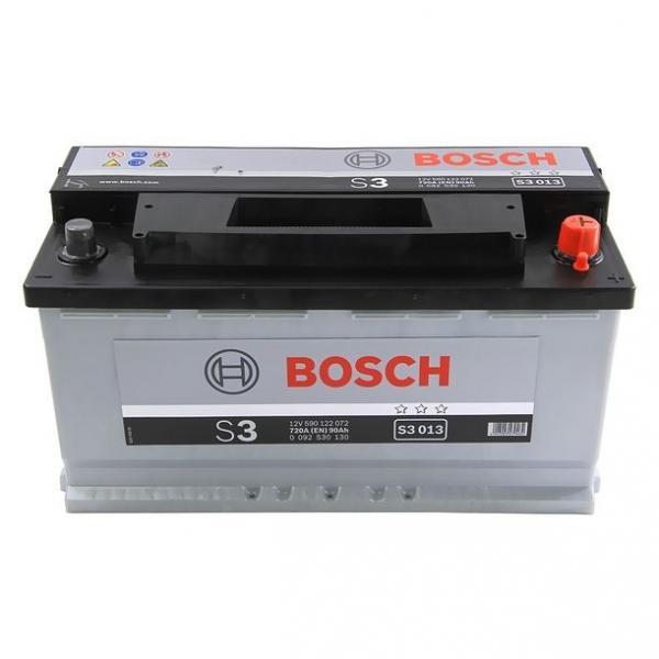 Bosch Batteria Auto S3013 (90Ah Dx)