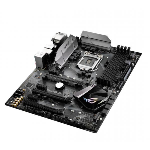 ASUS ROG STRIX Z270H GAMING Intel Z270 LGA 1151 (Socket H4) ATX scheda madre 4712900587067 90MB0SS0-M0EAY0 COM_03794