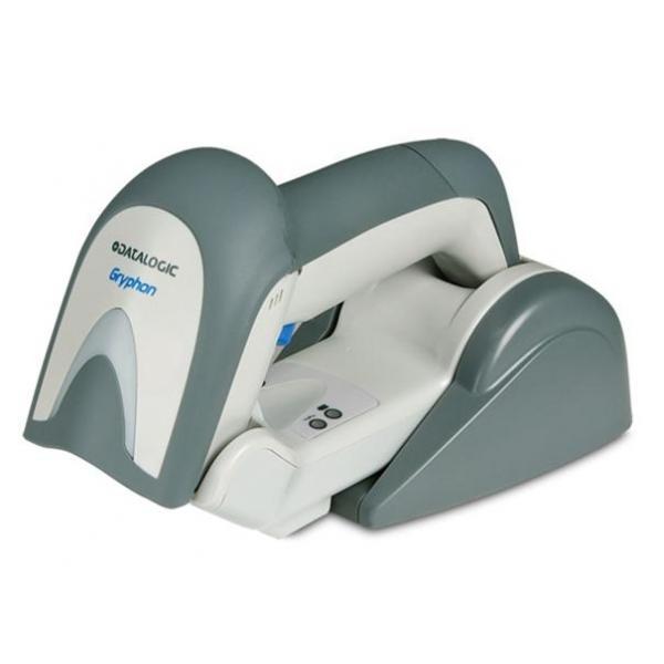 Datalogic Gryphon GM4130 Bianco 5052178902940 GM4130-WH-433K2 10_V381230