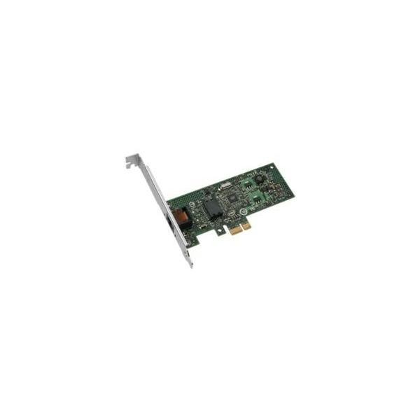 INTEL - DATA CENTER NETWORKING GIGABIT CT DESKTOP ADP SGL PORT RJ45 PCIE RETAIL                 IN