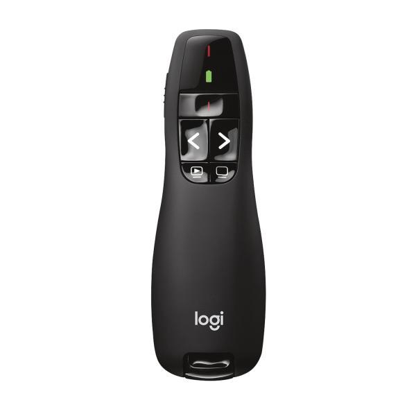 Logitech R400 RF Nero puntatore wireless 5099206018112 910-001356 14_910-001356