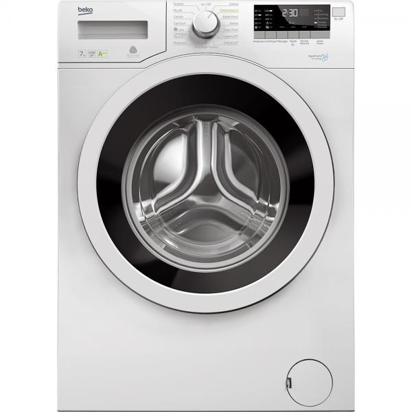Beko WCY81233PTLC Libera installazione Caricamento frontale 8kg 1200Giri/min A+++ Bianco lavatrice  WCY81233PTLC TP2_WCY81233PTLC