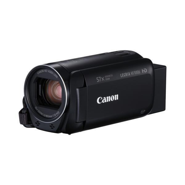 Canon LEGRIA HF R806 Videocamera palmare 3.28MP CMOS Full HD Nero 4549292088359 1960C004 08_1960C004