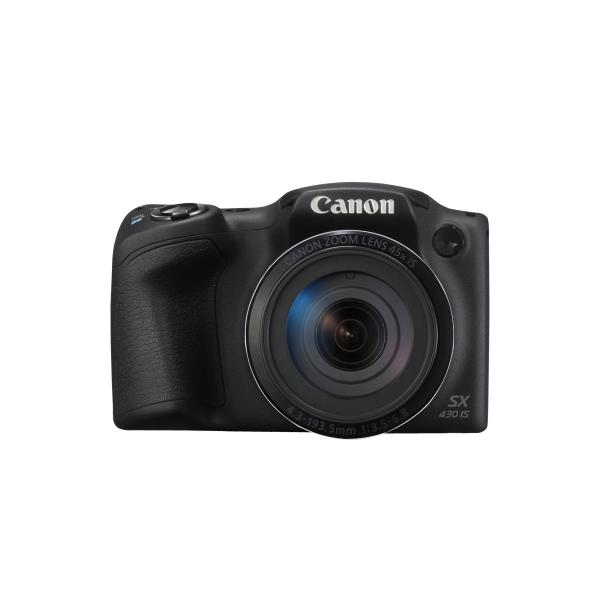 Canon PowerShot SX430 IS Fotocamera Bridge 20.5MP 1/2.3