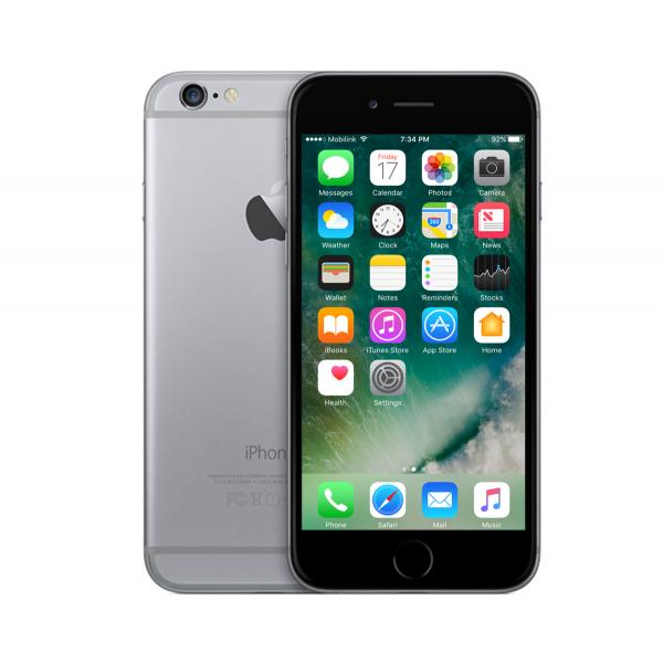 2ND by Renewd iPhone 6 SIM singola 4G 16GB Grigio Rinnovato 8719244271603 2ND-P60116 10_3A40091