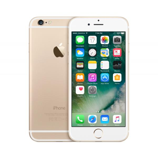 2ND by Renewd iPhone 6 SIM singola 4G 16GB Oro Rinnovato 8719244271627 2ND-P60316 10_3A40093