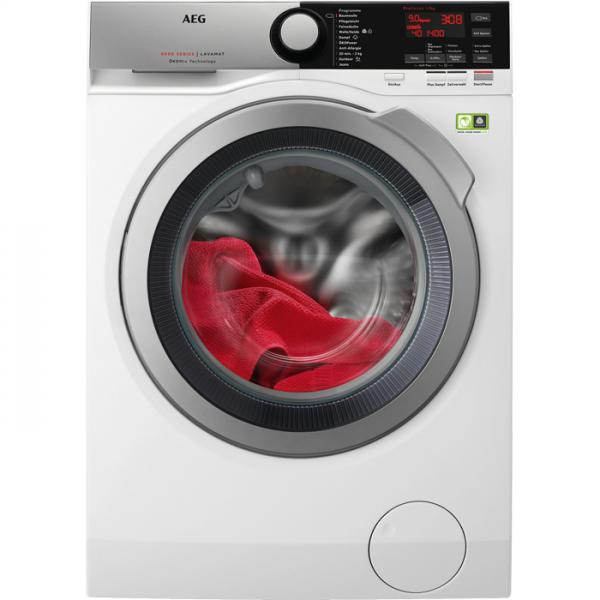 AEG L8FE76695 Libera installazione Carica frontale 9kg 1600Giri/min A+++ Bianco lavatrice 7332543480036 914550604 04_90680432