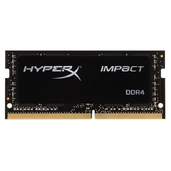 32GB (2x16GB) HyperX Impact DDR4-2666 CL15 SO-DIMM RAM Kit