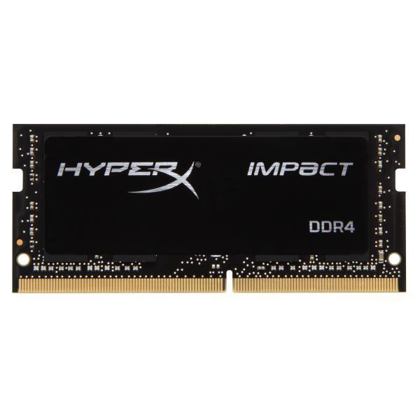 16GB (2x8GB) HyperX Impact DDR4-2666 CL15 SO-DIMM RAM Kit