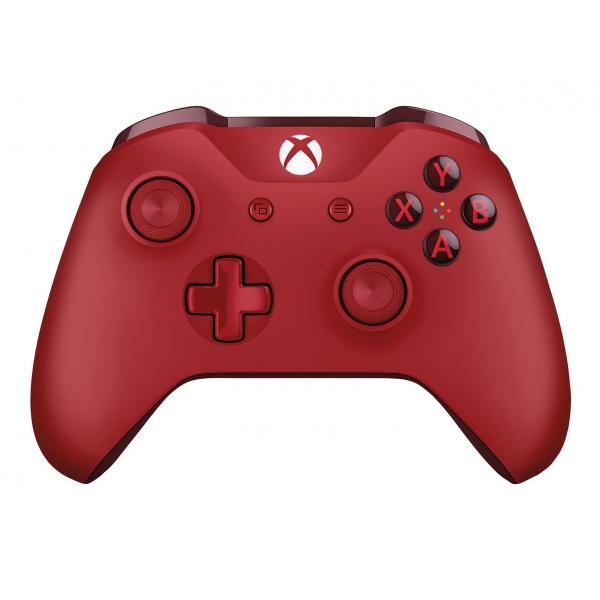 Microsoft Xbox Wireless Controller Gamepad Xbox,Xbox One,Xbox One S Rosso 0889842161083 WL3-00028 TP2_WL3-00028