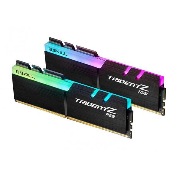 DDR4 16GB KIT 2x8GB PC 3200 G.Skill TridentZ RGB F4-3200C16D-16GTZR