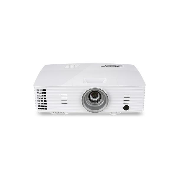 Acer Basic X1385WH Proiettore desktop 3400ANSI lumen DLP WXGA (1280x800) Compatibilità 3D Bianco videoproiettore 4713392819513 MR.JL511.00J 14_MR.JL511.00J