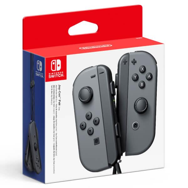 Nintendo Joy-Con Gamepad Nintendo Switch Grigio 0045496430559 2510066 TP2_2510066