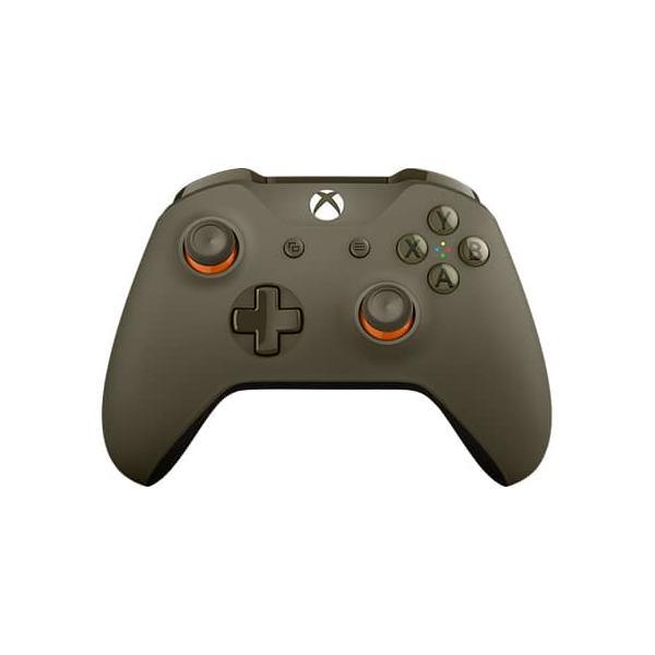 Microsoft Xbox Wireless Gamepad PC,Tablet PC,Xbox One,Xbox One S Oliva 0889842161182 WL3-00036 TP2_WL3-00036