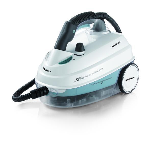 Ariete 4146 Pulitore a vapore cilindrico 1.6L 1500W Blu, Bianco 8003705114609 4146 TP2_4146-ARI