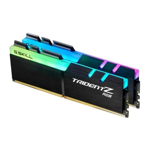 16GB (2x8GB) G.Skill Trident Z RGB DDR4-3000 CL16 (16-18-18-38) DIMM RAM Kit