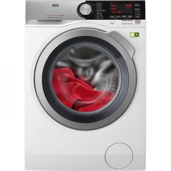 AEG L9FE86495 Libera installazione Carica frontale 9kg 1400Giri/min A+++ Bianco lavatrice 7332543501533 914550915 04_90709176