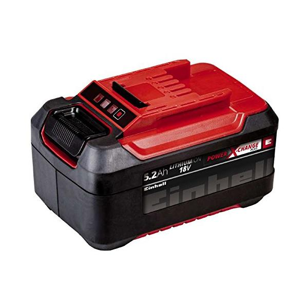 Einhell 4511437 Ioni di Litio 5200mAh 18V batteria ricaricabile 4006825616606 4511437 05_158818