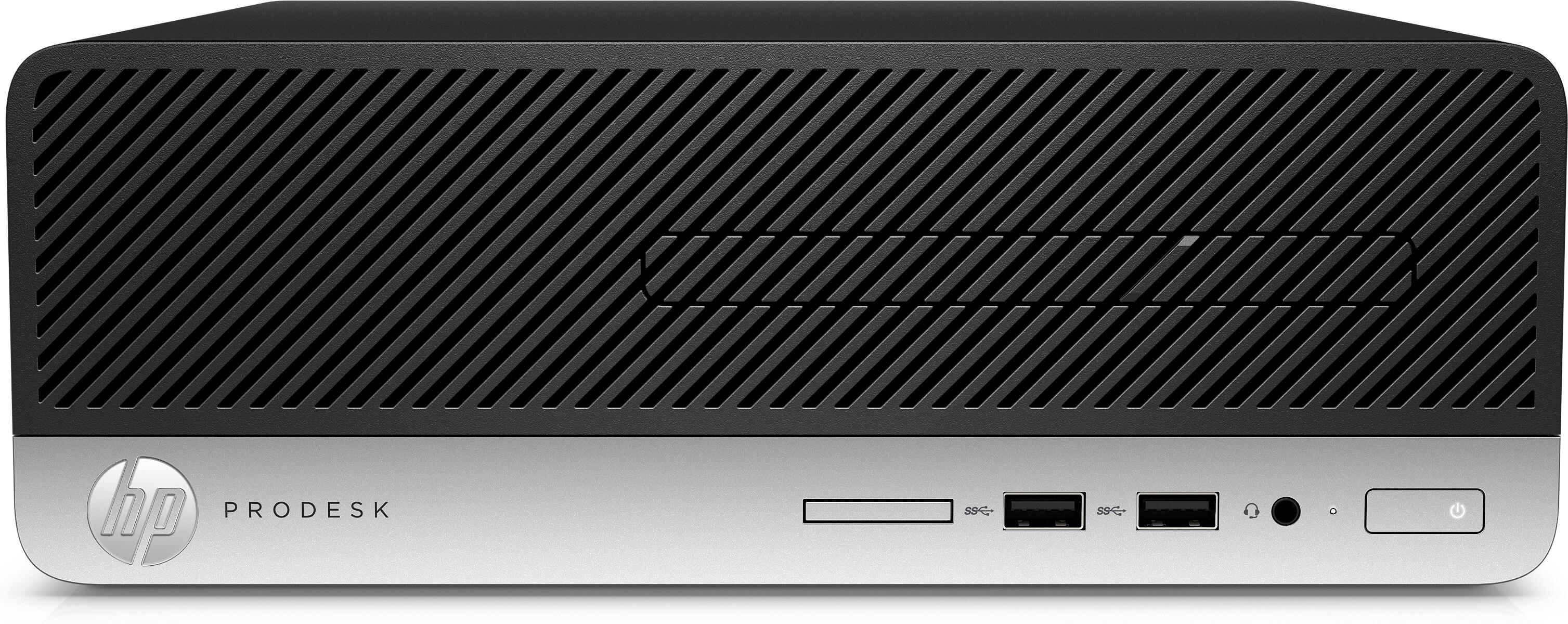 HP ProDesk 400 G4 Small Form Factor PC 0190781678717 1JJ79ET 10_2M3CX05