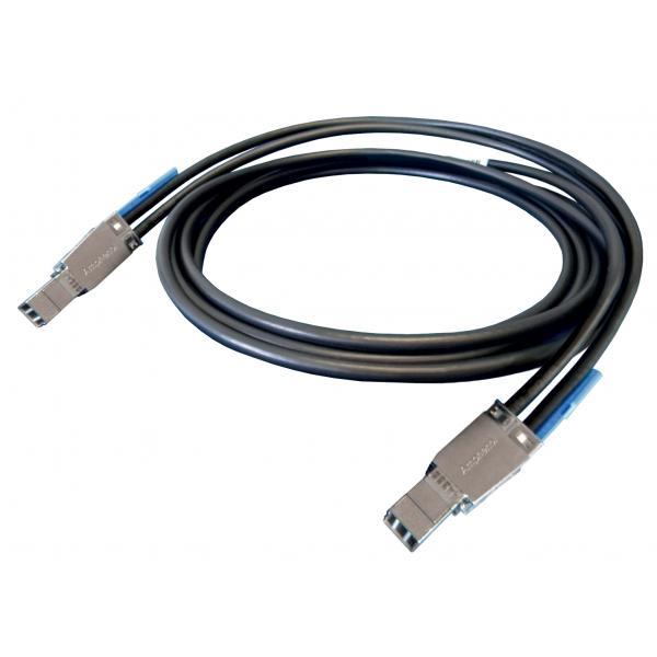 Microsemi ADAPTEC E-HDMSAS-E-HDMSAS-2M 2m 12Gbit/s Nero 0760884157282 2282600-R 10_2961508