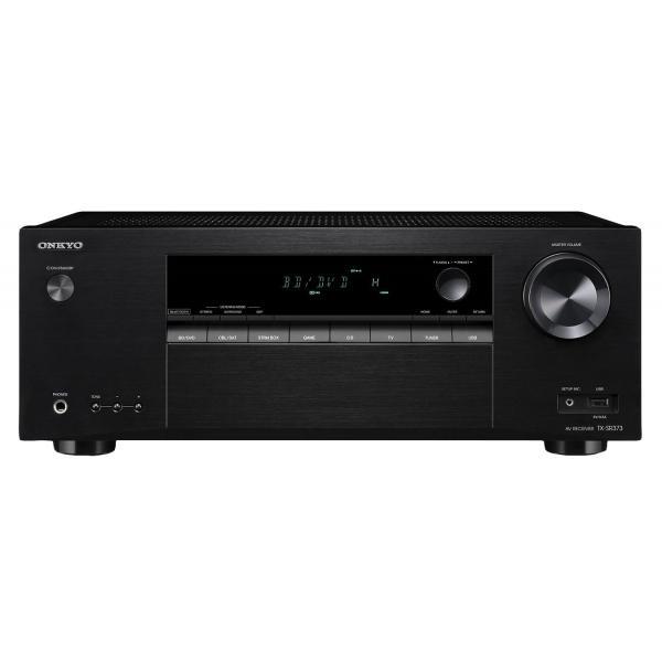 ONKYO TX-SR373 135W 5.2canali Stereo Nero ricevitore AV 4573211152654 TX-SR373-B 04_90703674