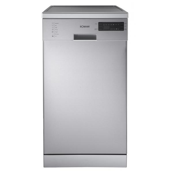 Bomann GSP 857 IX Libera installazione 11coperti A++ lavastoviglie 4004470785708 785700 04_90677675