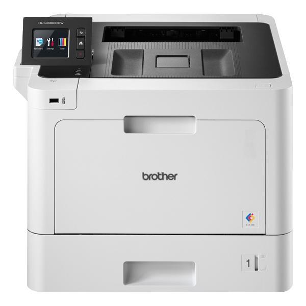 Brother HL-L8360CDW stampante laser Colore 2400 x 600 DPI A4 Wi-Fi