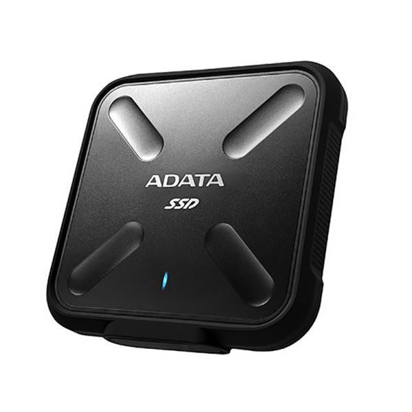ADATA SD700 1000 GB Nero