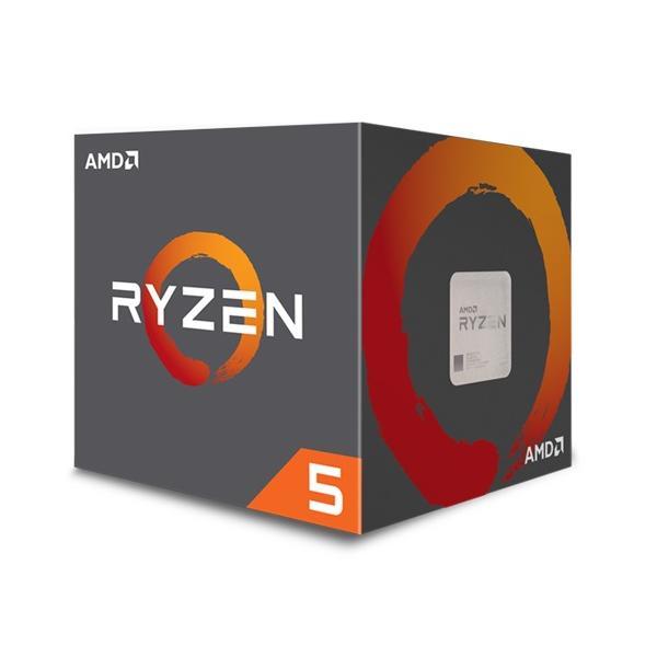 AMD Ryzen 5 1600 3.2GHz 16MB L3 Scatola processore 0730143308397 YD1600BBAEBOX 10_B960995