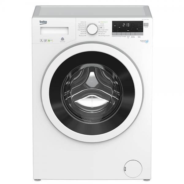Beko WCY71233PTLC Libera installazione Caricamento frontale 7kg 1200Giri/min A+++ Bianco lavatrice  WCY71233PTLC TP2_WCY71233PTLC