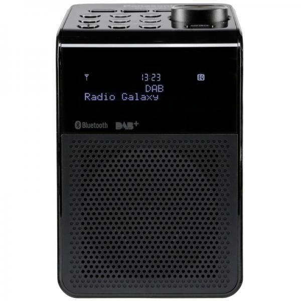 Panasonic RF-D20BT Personale Digitale Nero radio 5025232862757 RF-D20BTEG-K TP2_RF-D20BTEG-K