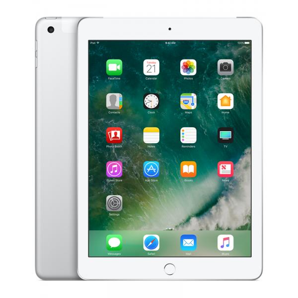 Apple iPad 128GB 3G 4G Argento tablet 0190198233745 MP2E2FD/A 05_159197