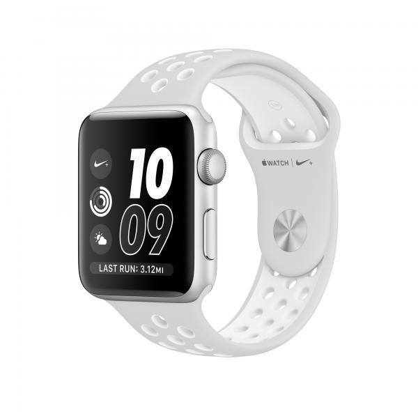 Apple Watch Nike+ OLED 34.2g Argento smartwatch 0190198399014 MQ192QL/A 08_MQ192QL/A