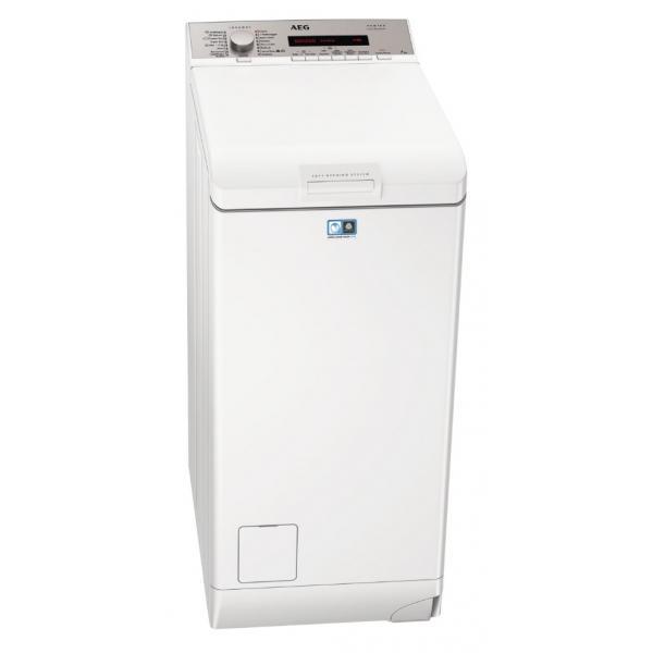 AEG L 78370 TL Libera installazione Caricamento dall'alto 7kg 1300Giri/min A+++-10% Bianco lavatrice  L78370TL TP2_L78370TL